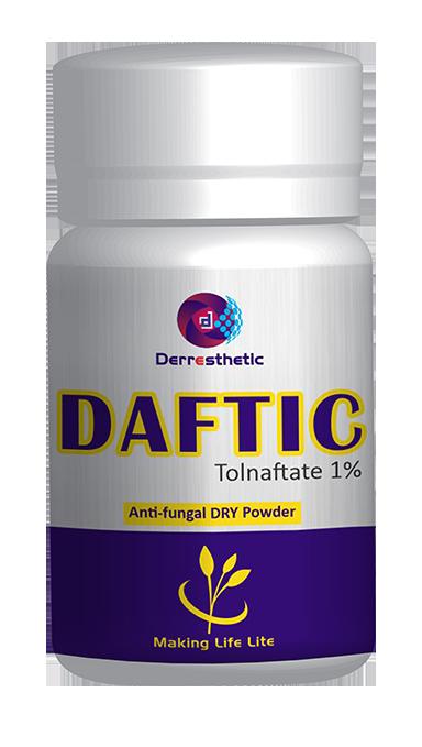 Anti Fungal Daftic Powder